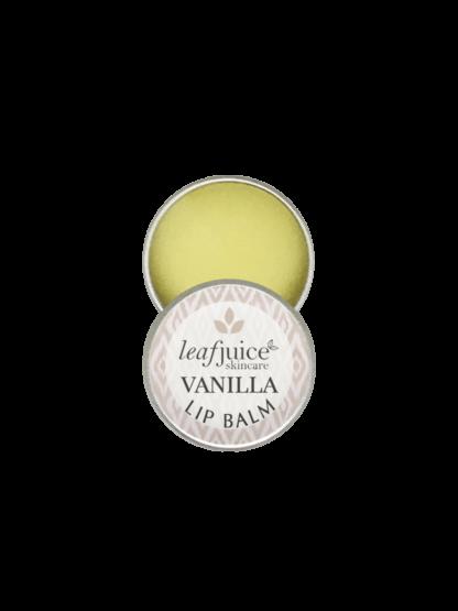 Natural Lip Balm Vanilla