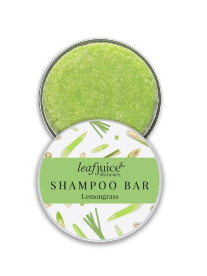 Shampoo Bar Lemongrass In tin