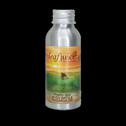 Body Bath And massage Oil Vitamin SEA