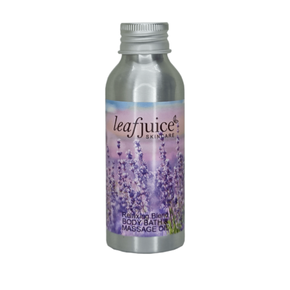 Body Bath And massage Oil Relax Blend