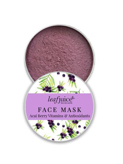 Face Mask Acai Berry