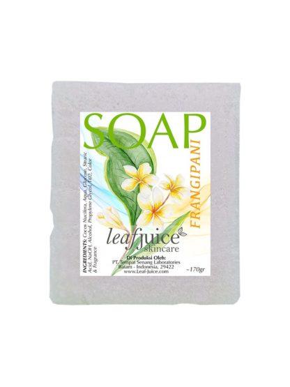 Soap Bar Frangipani